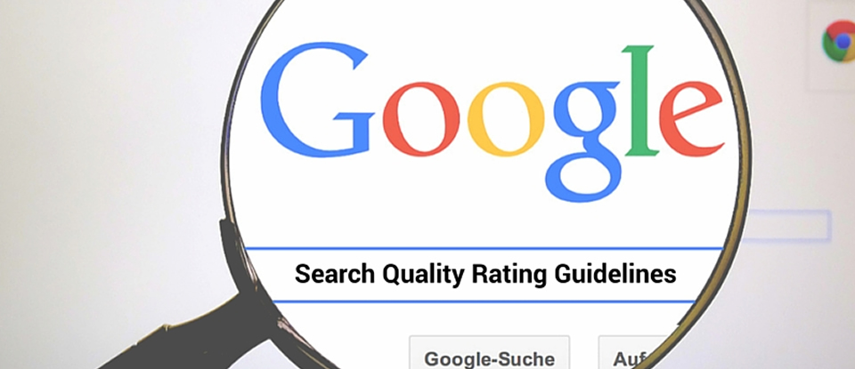 Google Search Engine Quality Guidelines