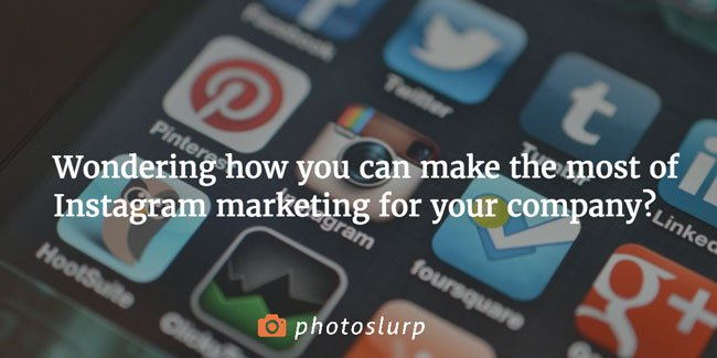Instagram for B2B – 5 Ways To Grow Your Following