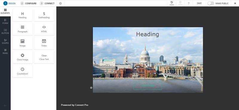Convert Pro Visual Editor