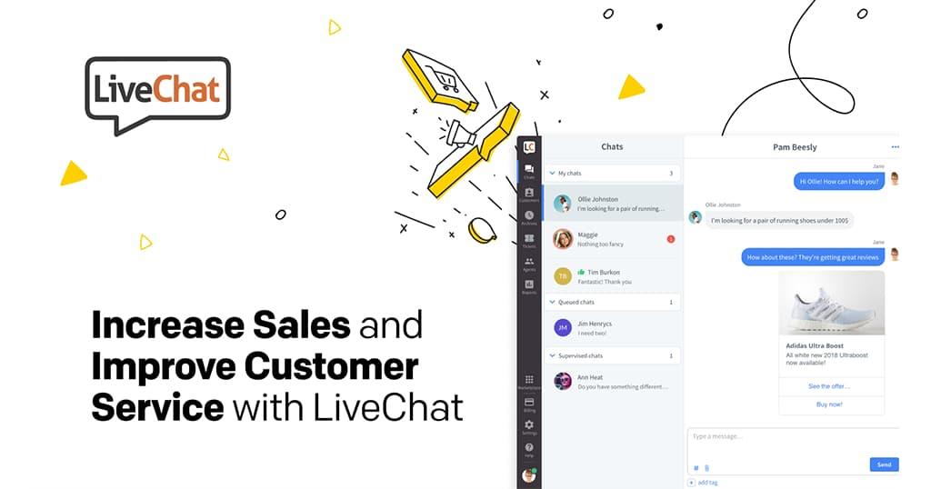 LiveChat Inc Black Friday Sale