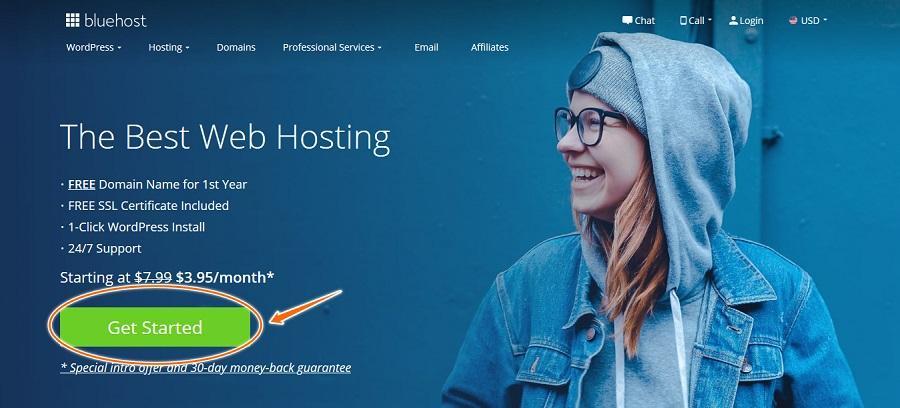Buehost WordPress Hosting