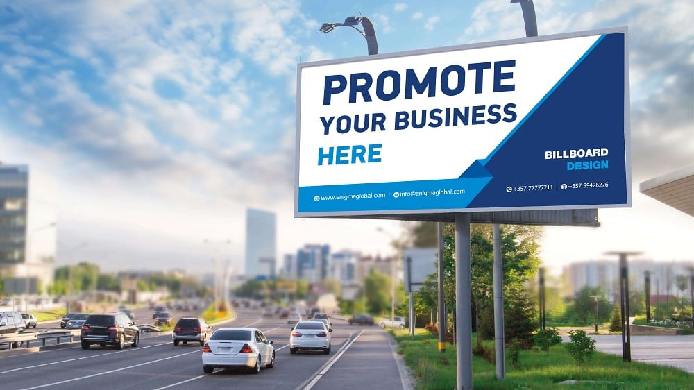 Example of a Billboard